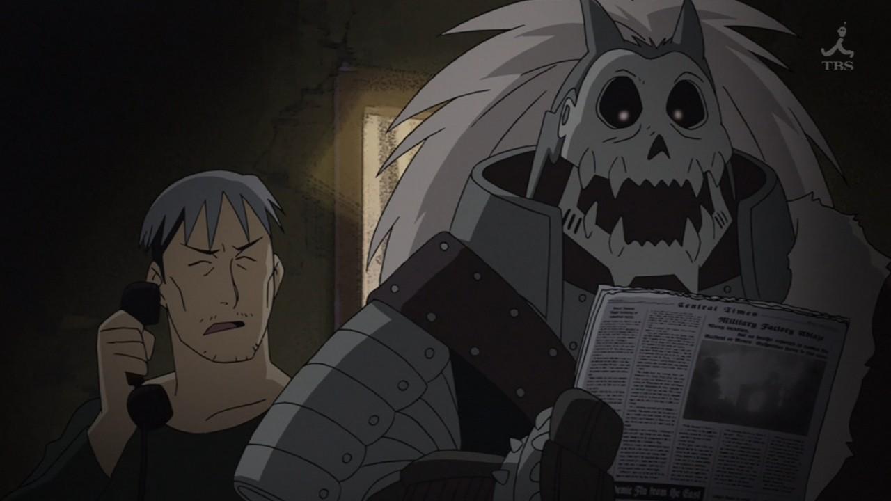 Fullmetal Alchemist Ed S Room