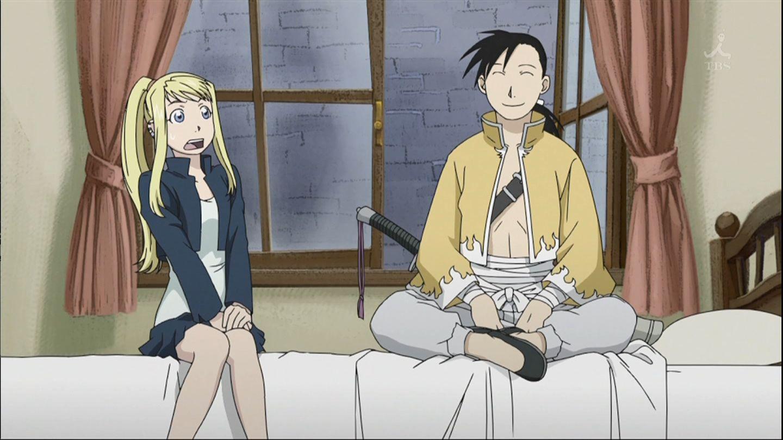 Fullmetal Alchemist: Brotherhood episode 18 | Gin_no_Dangan