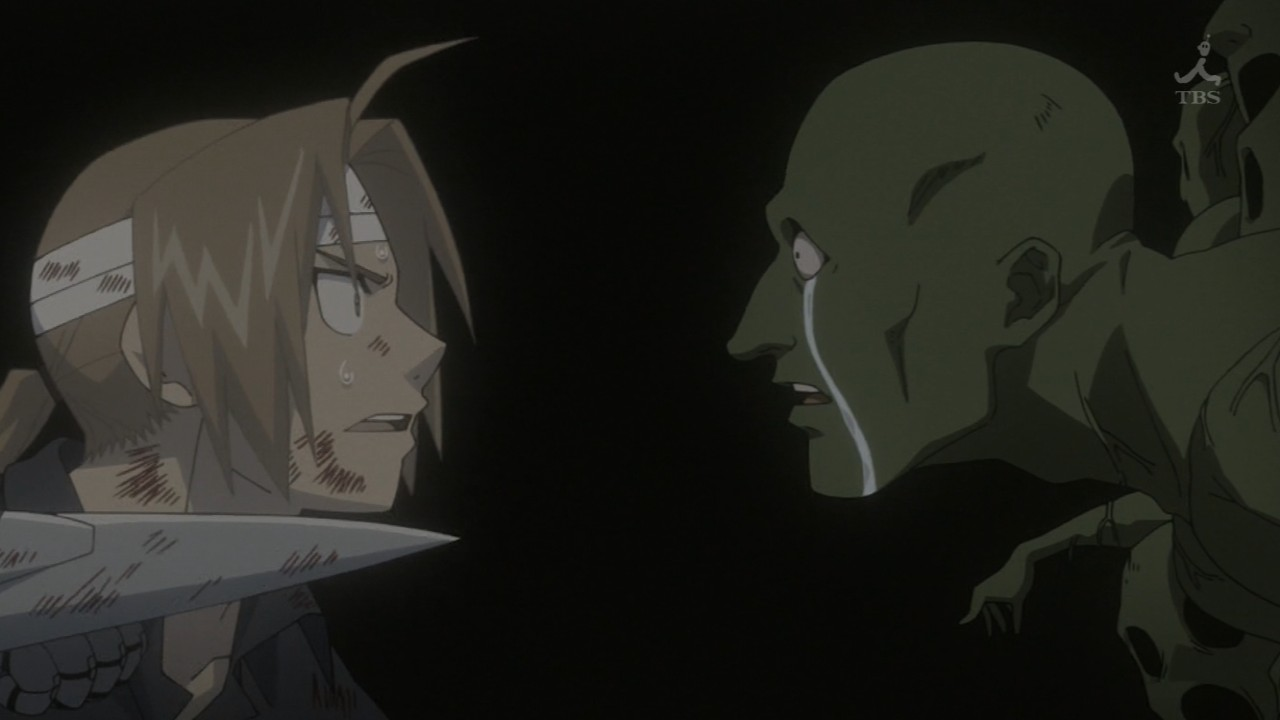 Fullmetal Alchemist Brotherhood Nina Death Episode