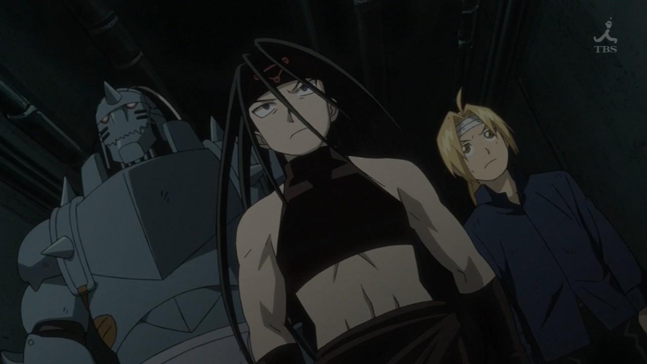 Fullmetal Alchemist Brotherhood 29