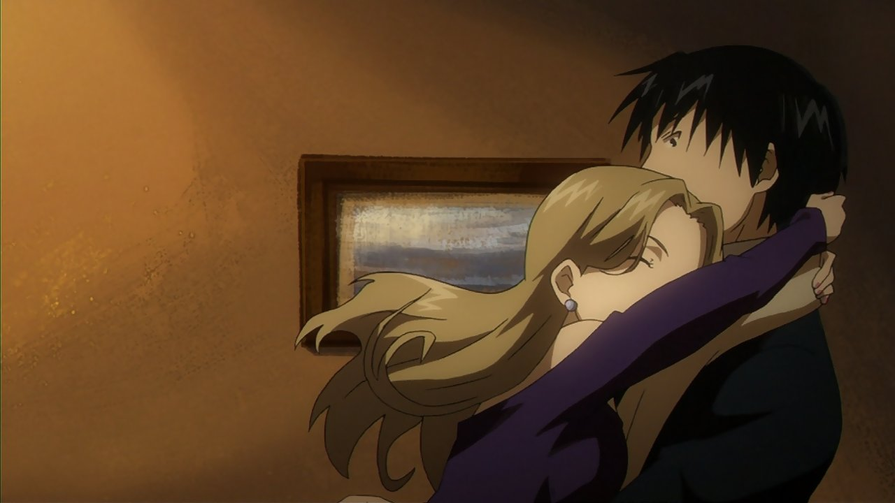 Fullmetal Alchemist: Brotherhood 31 | Gin_no_Dangan