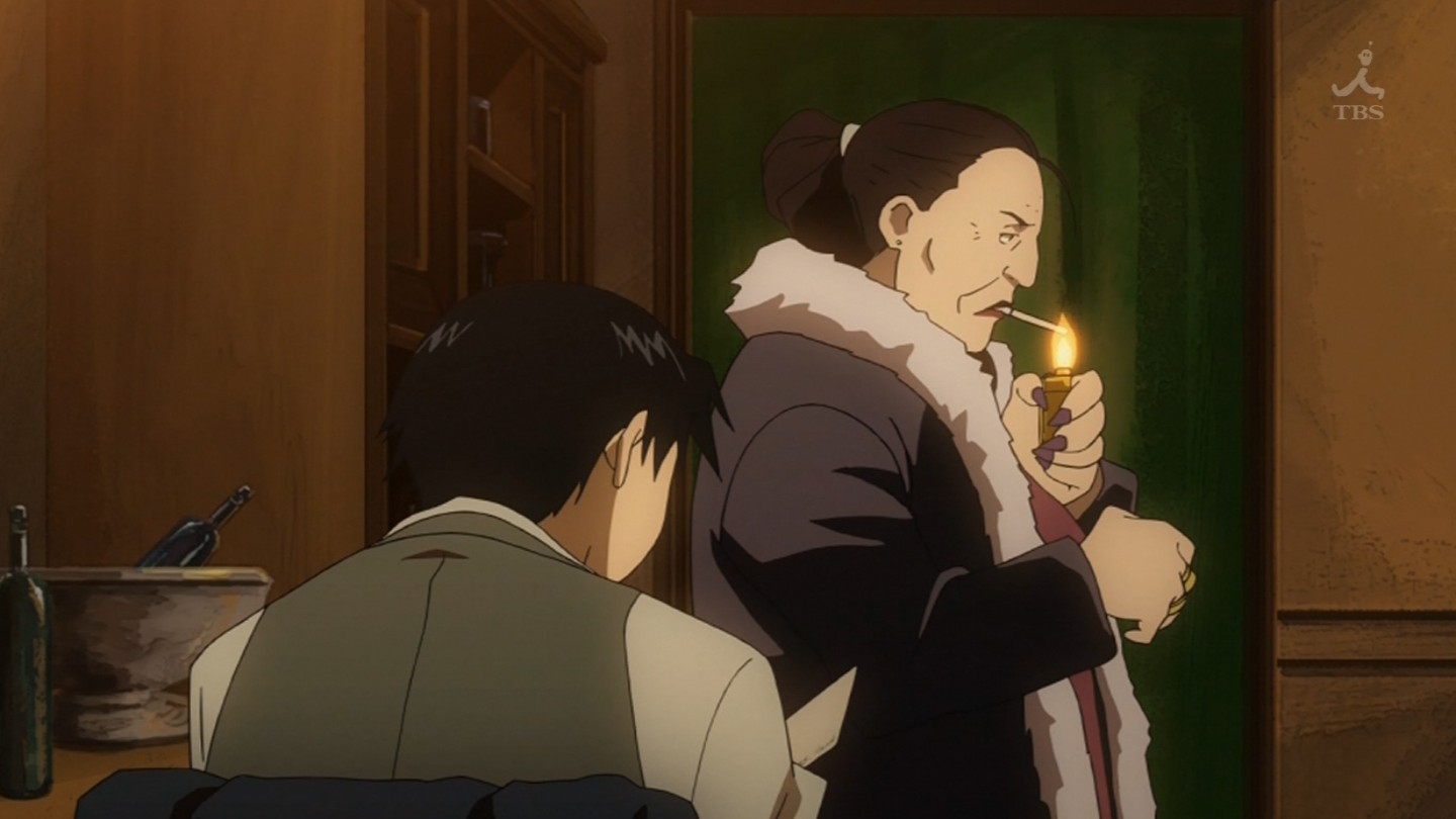 Fullmetal Alchemist: Brotherhood 48 | Gin_no_Dangan