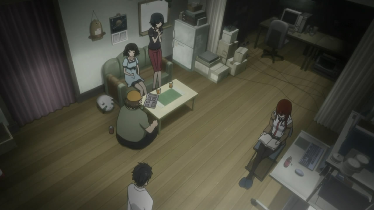 Image result for phone microwave steins gate